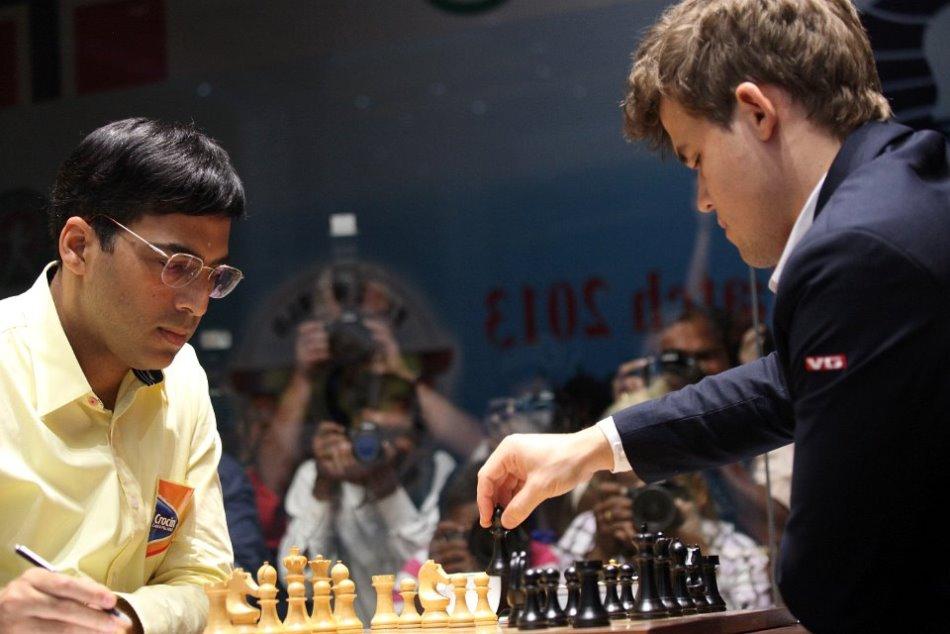 938950134e0 Las partidas extensamene comentadas sobre el match. Anand - Carlsen ...